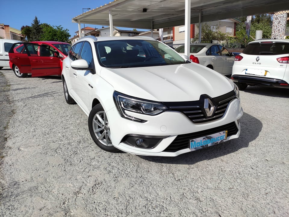 Renault Megane Break Intens Ano 2018