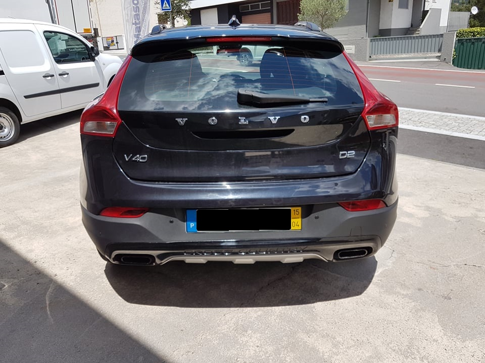 Volvo V40 D2 Cross Country