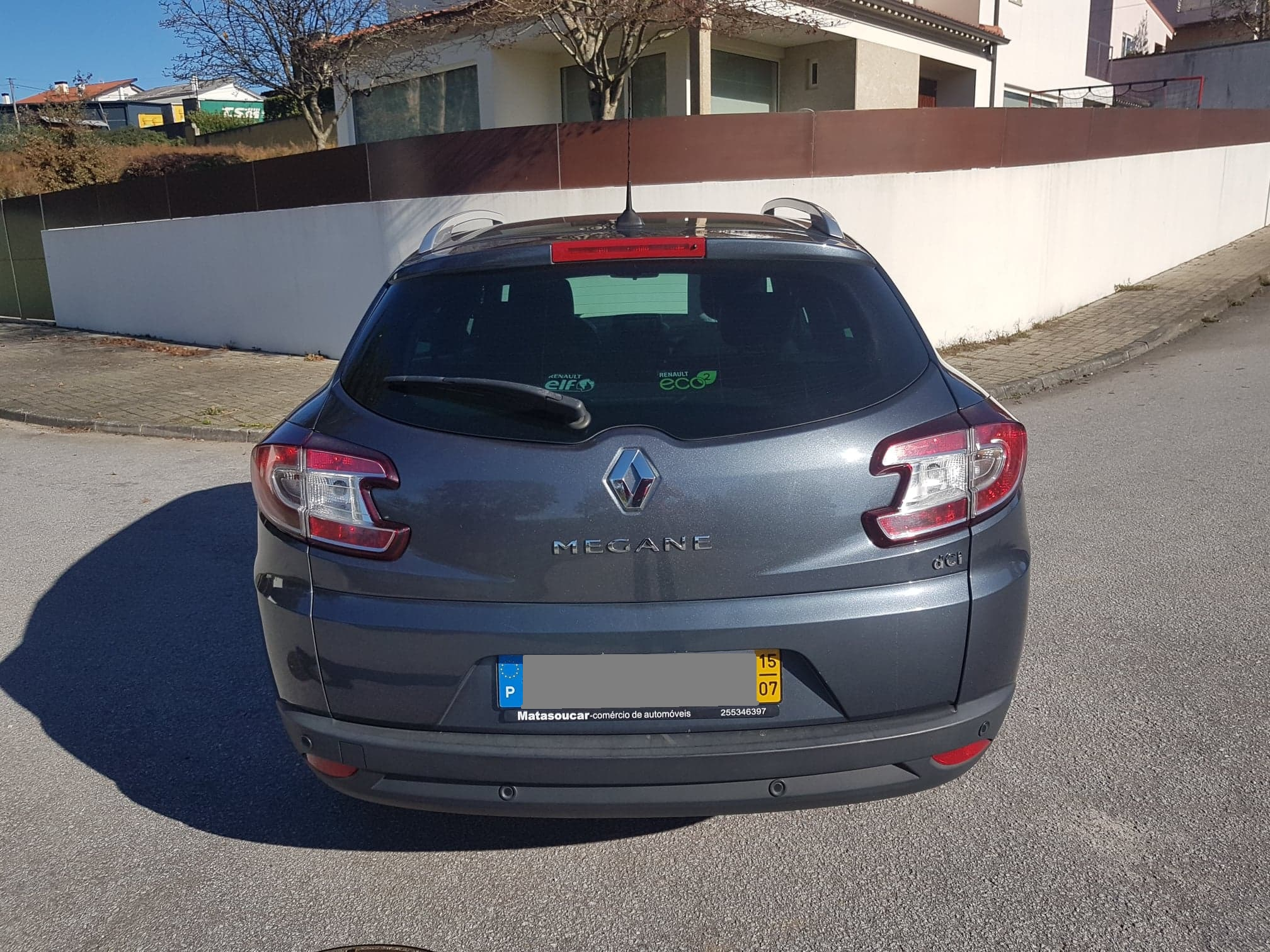 Renault Megane Limited Ano 2015
